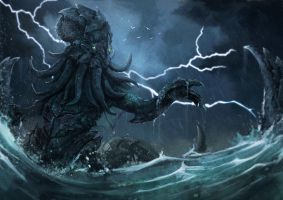 Call of Cthulhu by McKushBush