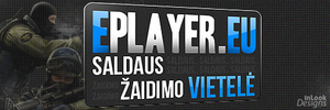 EPLAYER.EU Banner by fantoNN
