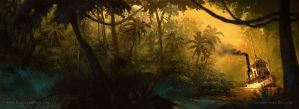 Jungle Expedition 01 by whatyoumaydo