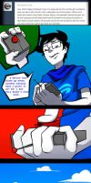 Ask john egbert 166 by LeijonNepeta