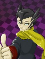 Grimsley by PikaNinja7