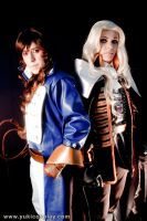Alucard and Richter - Cosplay by Yukilefay