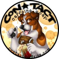 Contact Caffeine -Root Beer by anuvia