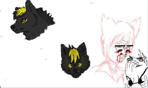 iScribble at 4 in the morning by TigresToku