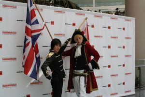 AX 2011 - England and Japan by Kuuriku-sky-shore