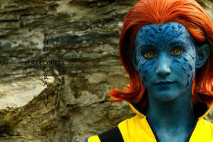 Mystique by nomokis