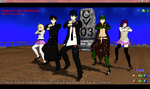 MMD Exorcist Style by Esdras18