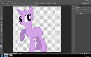 Twilight Sparkle Vector Preview by DeathNyan