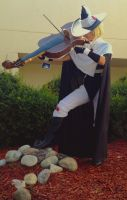Violinist of Hameln Cosplay by Aerio-chan