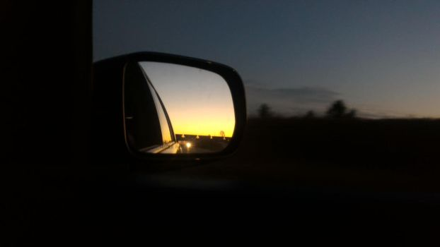 Rearview Mirror by Silidons00