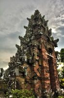 Bali Temple by TimGrey
