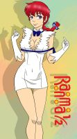 Ranma-chan by Psiquit