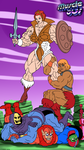 Muscle 80s - Master Of The Universe. by Atariboy2600