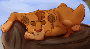 The Nap Time by Mkulu