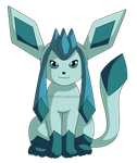 Pokedex #471: Glaceon by izka197