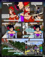 Minecraft: The Awakening Ch3. 2 by TomBoy-Comics