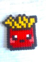 Pommes - Hama Bead by RavenLSD