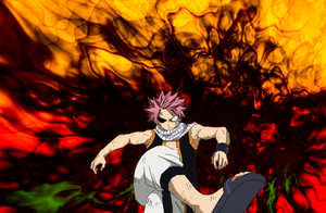 Fairy Tail 228 Natsu Dragneel by Spitfire95