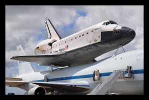 Endeavour by CoreyChiev