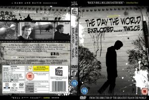 DVD Cover Design Short Movie by Triple7