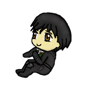 Chibi Cole by LilRobGrayson13