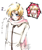 Not his coat by Erina-chan