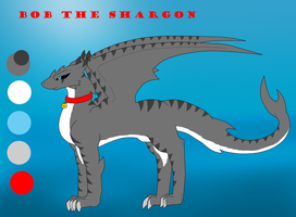 Reference - Bob the Shargon by ToxicSerpent