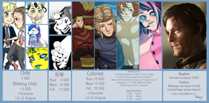 Commission Info 2014 by DKYingst