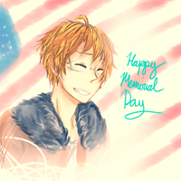 Happy Memorial day by Chim--chim
