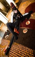 Cosplay: Bayonetta by burloire