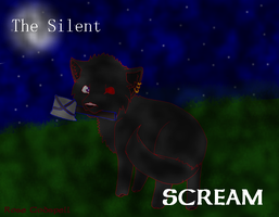 New The Silent Scream Cover by Rose-Sherlock
