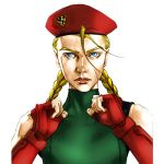 Cammy colored orignial costume by Csyeung