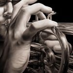 The Horn Begins to Play by Jeff-Bartels