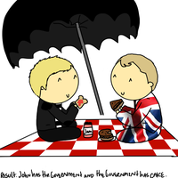 What if John and Mycroft went on a date? by ExtremlySelfishChild