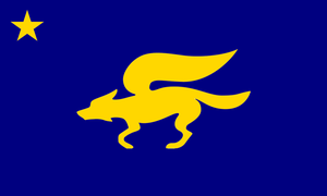Star Fox Flag by BullMoose1912