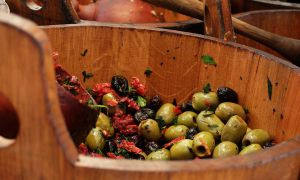 Olives by Faldrian