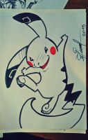 Pikachu - Disney Style by MagicianEpicArtist