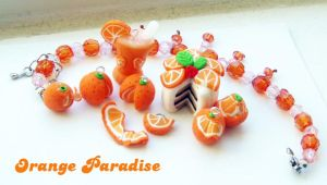Fresh Orange by kuchie