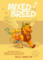 Mixed Breed by artkitty