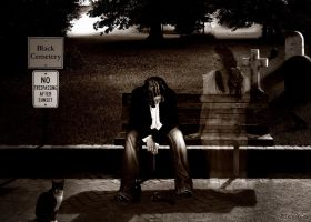 The Broken Man_Lost in the Dark by KYghost