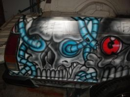 Right hand side of Ute W.I.P (7) by RealityBitez