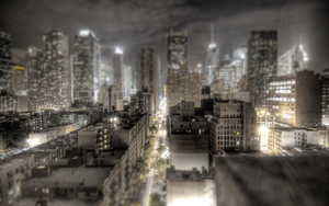 Tilt Shift by rodrigoseroiska
