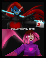 DO OR DIE(Glitchtale) by darkflames09