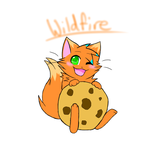 Wildfire +point commish+ by Nanithekitty