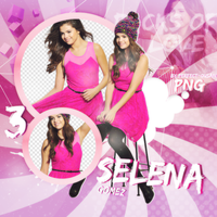SelenaGomez[PacksOfLove] by Perfect-Ousan