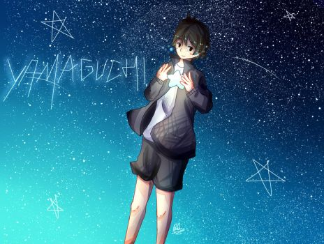 {contest prize yamaguchi} starry freckles by Paluumin