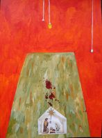 A Francis Bacon Christmas by The-Great-Satan