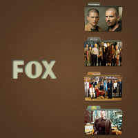 FOX Folder Icon Pack by Kliesen