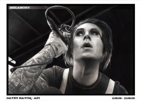 Davey Havok 6 by FairyARTos