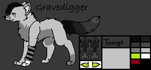 Gravedigger ref. by XxSkelly-BooxX